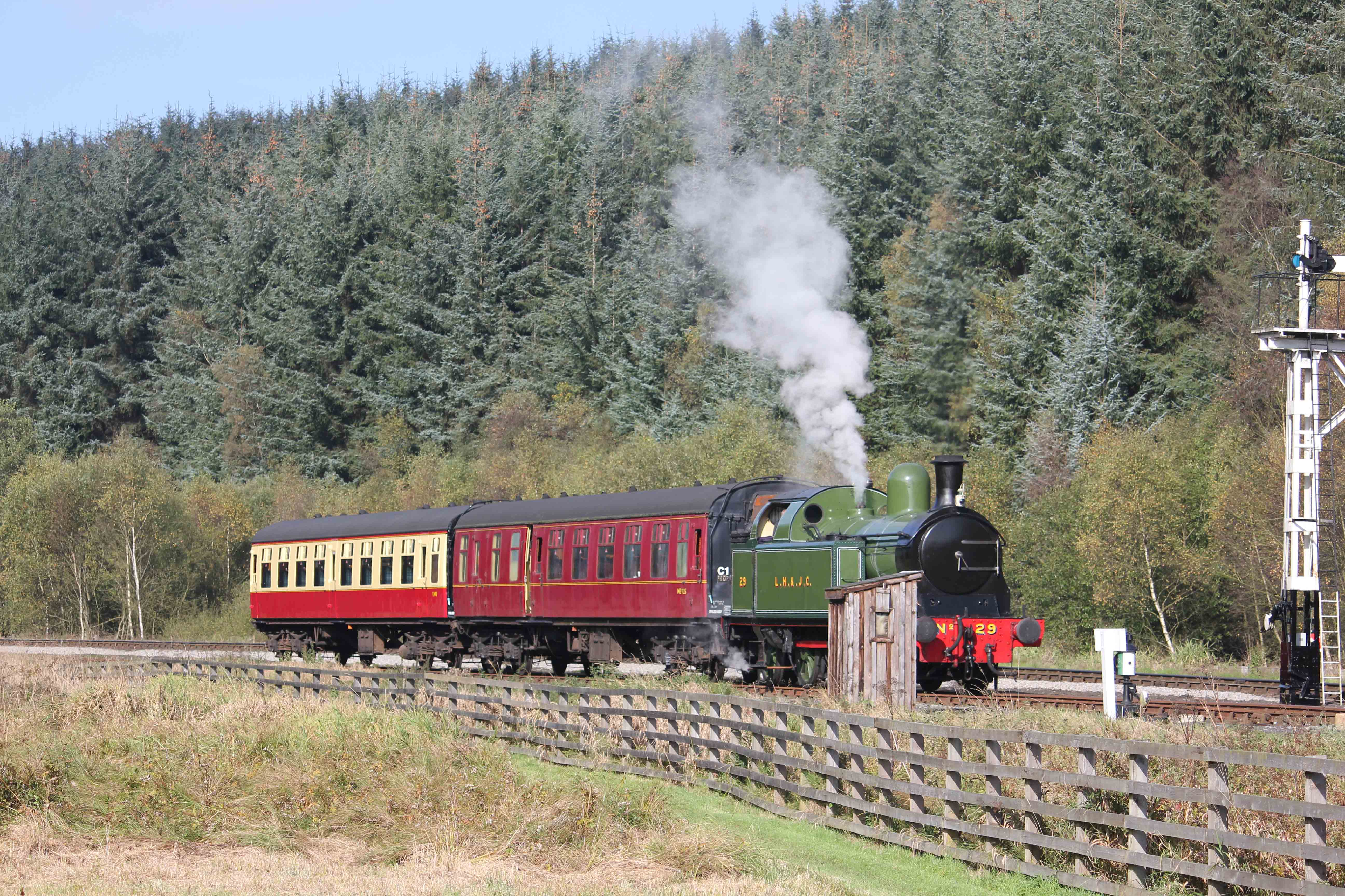 Steam loco